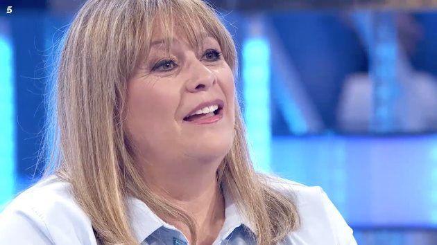 Loreto Valverde reaparece en 'Volverte a ver' tras superar un cáncer de