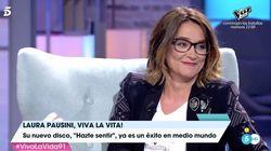 El comentario de Laura Pausini que ha dejado a Toñi Moreno con esta