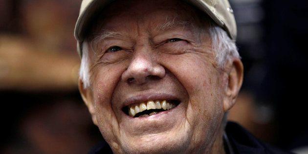 Jimmy Carter, en una imagen de archivo tomada en Washington en