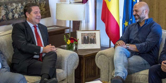 García-Page ofrece a Podemos entrar en el gobierno de Castilla-La