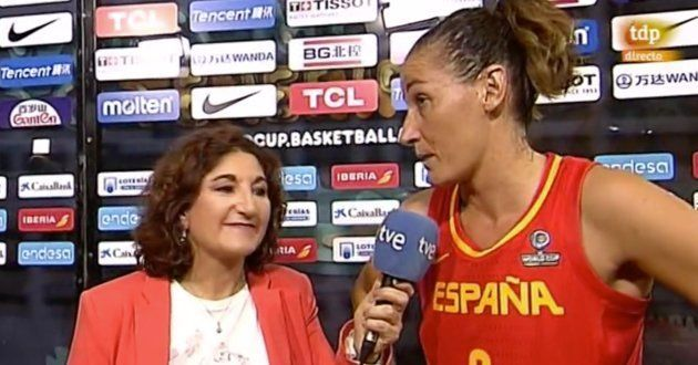 Cachondeo con lo que pasó en directo en esta entrevista a Laia Palau en