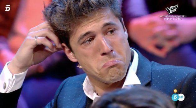 Adrián Rodríguez se arrepiente de dejar 'Supervivientes' mientras María Lapiedra