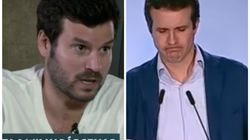El 'dardo' de Willy Bárcenas a Pablo Casado en 'Liarla Pardo' por su