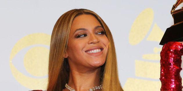 Beyonce en los Grammy de