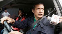 El expresidente de Perú, Ollanta Humala, en prisión por