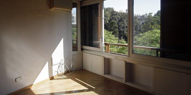 El piso donde vivió Rita Barberá sale a la venta por 850.000