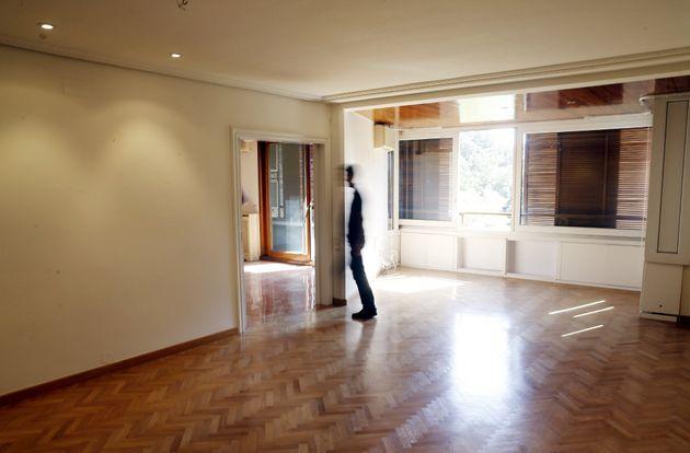 GRA219. VALENCIA, 13/07/2017.- El piso en el que la exalcadesa de Val�ncia, Rita Barber�, vivi�...