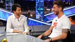 La foto de Pablo Motos y Sergio Ramos que engaña a primera