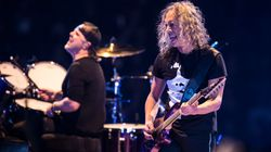Metallica anuncia grandes conciertos en Madrid y Barcelona para