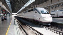 Infierno en el tren: en plena ola de calor y sin aire