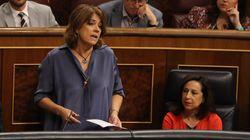 La ministra de Justicia reconoce tres encuentros con el comisario