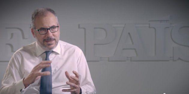 Miguel Jiménez, en una entrevista de