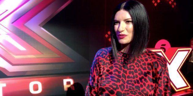 Laura Pausini aclara por qué hizo la pregunta que descolocó a Toñi