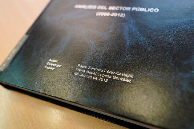 La tesis doctoral de Pedro