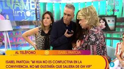 Isabel Pantoja vuelve a llamar a 'Sálvame' y hace una inesperada revelación sobre