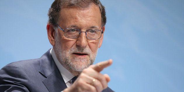 Rajoy a Puigdemont: