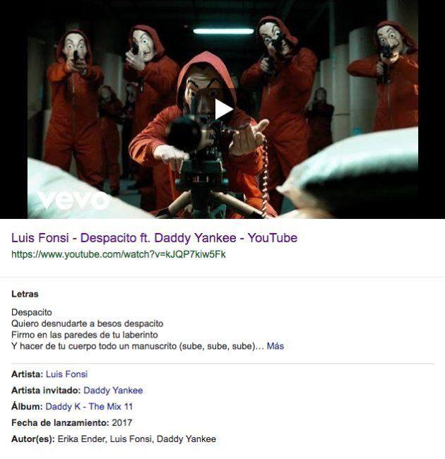 Un grupo de 'hackers' elimina 'Despacito', de Luis Fonsi, de