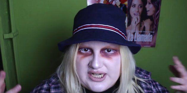 La 'youtuber' Soy Una Pringada, irreconocible en su última foto de