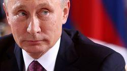 Exhibición machista de Putin en el