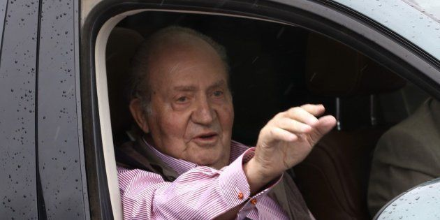 El rey Juan Carlos recibe el alta médica:
