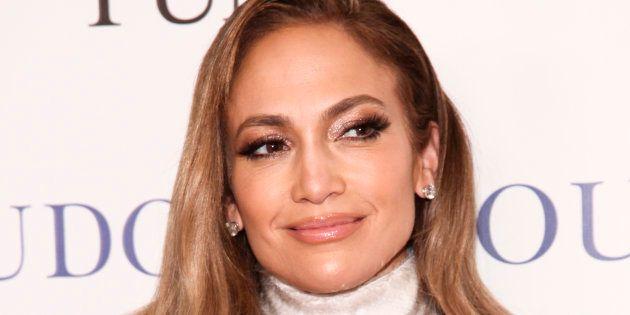 Jennifer Lopez, en un evento en Nueva York el 24 de septiembre de