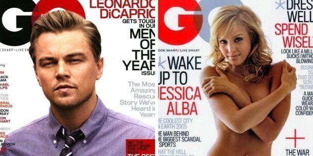 La llamativa imagen que denuncia el machismo de las portadas de