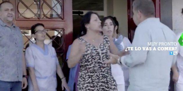 Un grupo de sanitarios 'boicotea' a Chicote: