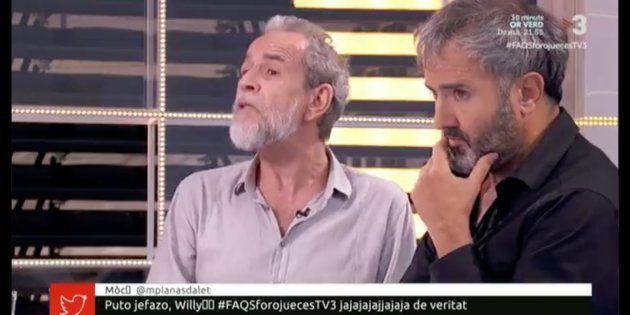Willy Toledo en TV3: