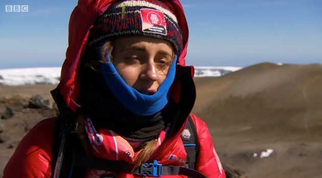 Climbing Kilimanjaro Isn't Exactly A Barrel Of Laughs, But Try Telling The Comic Relief Celebs