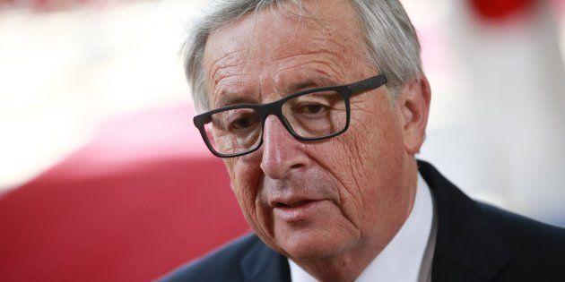 Jean Claude Juncker reitera que una Cataluña independiente saldría automáticamente de la Unión