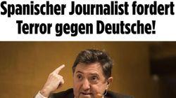 El diario más leído de Alemania carga contra Jiménez