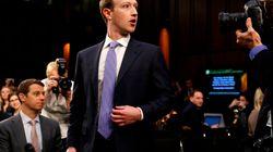 Zuckerberg reconoce la culpa de Facebook en el escándalo de Cambridge