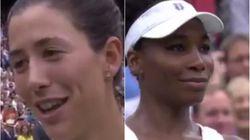 El comentario de Muguruza que dejó a Venus Williams con esta