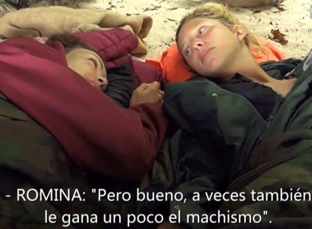 Romina y María Jesús, pilladas trazando un plan contra Fernando en