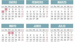 Calendario laboral de Madrid