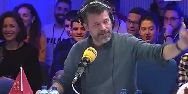 La reacción de Quequé tras la imputación del político de Huelva que cargó contra 'La Vida