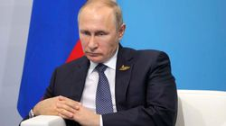 El vídeo que demuestra que los guardaespaldas de Putin no entienden de