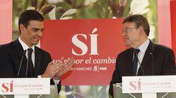 Puig y Vara ganan las primarias en la Comunidad Valenciana y