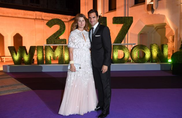 Muguruza reta a Federer a un baile y el suizo acepta: