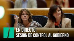 EN DIRECTO: Sesión de control al