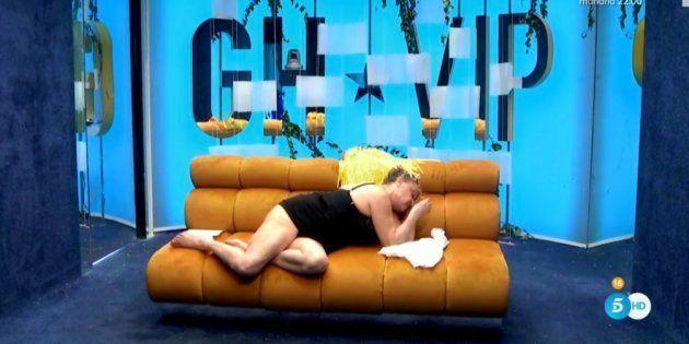 Aramís Fuster, desmayada e indispuesta en 'GH VIP', se cura con