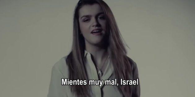 Captura del vídeo de la