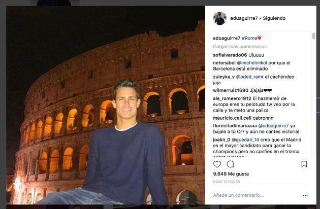 Indignación por lo que hizo un tertuliano de 'El Chiringuito' en Instagram tras el