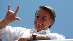 Así es Jair Bolsonaro, el líder ultraderechista que puede presidir