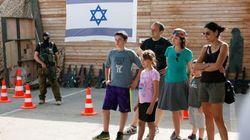 Una empresa israelí recrea campos de entrenamiento para turistas en la Cisjordania