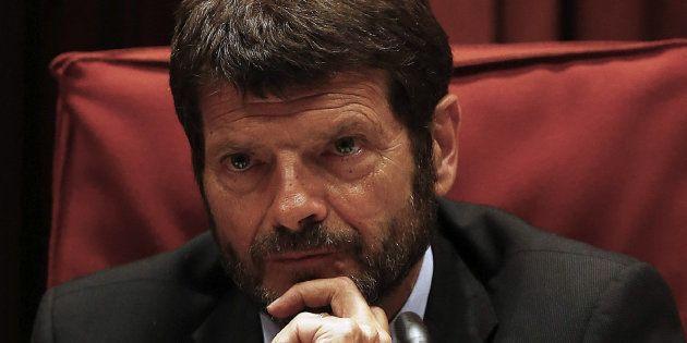 Así es Albert Batlle, el exdirector de los Mossos d'Esquadra, que ha dimitido por su desacuerdo con el...