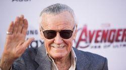 Acusan a la hija de Stan Lee de abusar de su