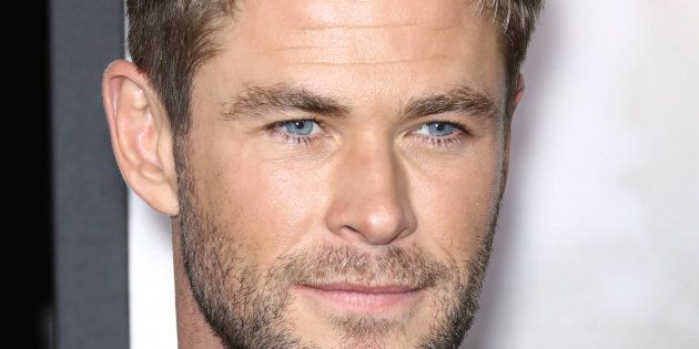 La foto de Chris Hemsworth que ha impactado a medio