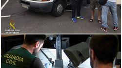 La Guardia Civil detiene a un septuagenario que atracaba joyerías con violencia por toda