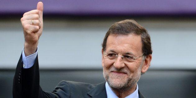 Del máster de Cifuentes, Rajoy no dice ni mú. Pero del